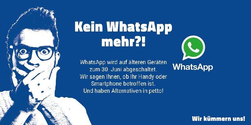 Whatsapp 2017 Ende Abschaltung