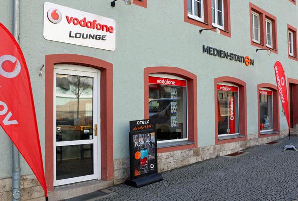 Medien-Station in Weimar