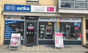 aetka Shop SCOM Stöckert in München