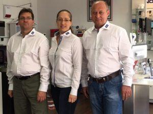 Team von SCOM Stöckert