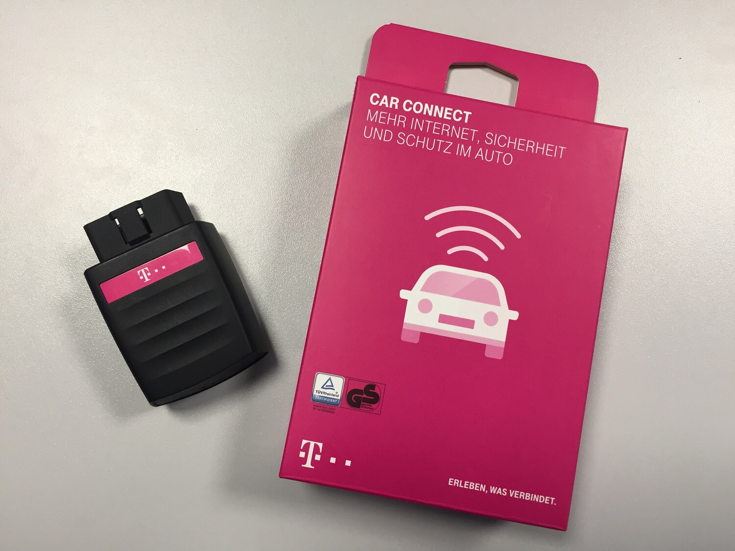 Telekom Car Connect