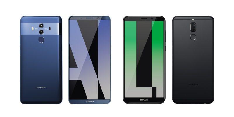 Huawei Mate 10 Pro Lite