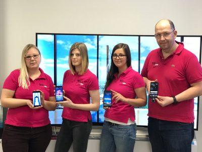 Handymanni Handyshop Ebelsbach Team
