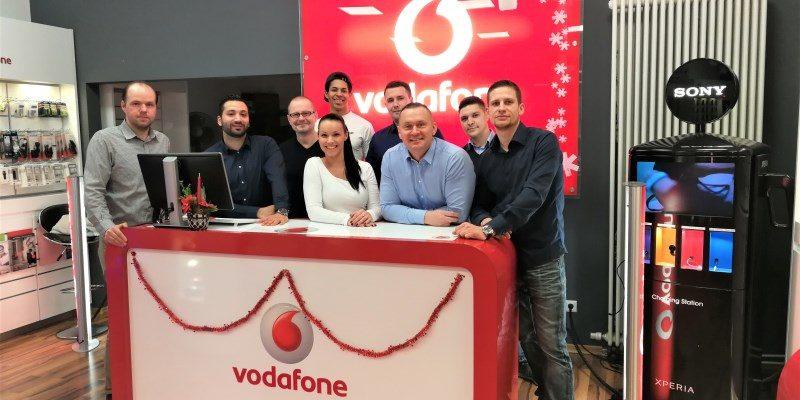 Vodafone Fachhandel Schönhauser Allee Team