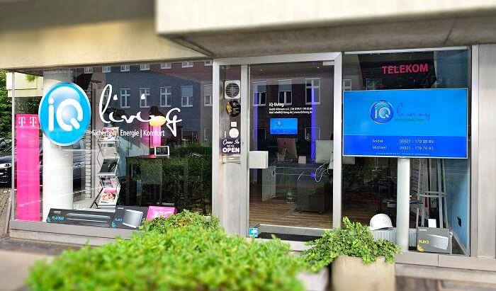 iQ-Living-Shop-außen