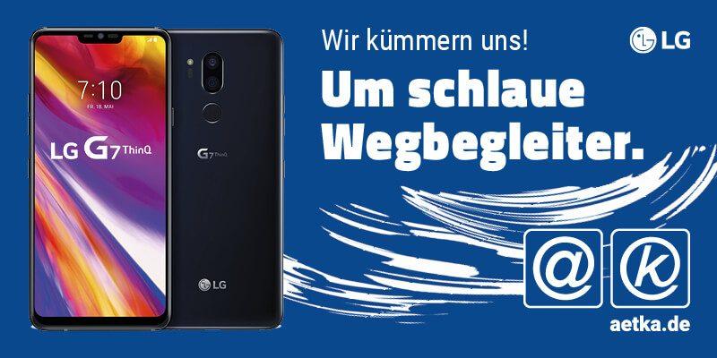LG G7 aetka Blog