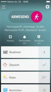 Magenta Smart Home - App