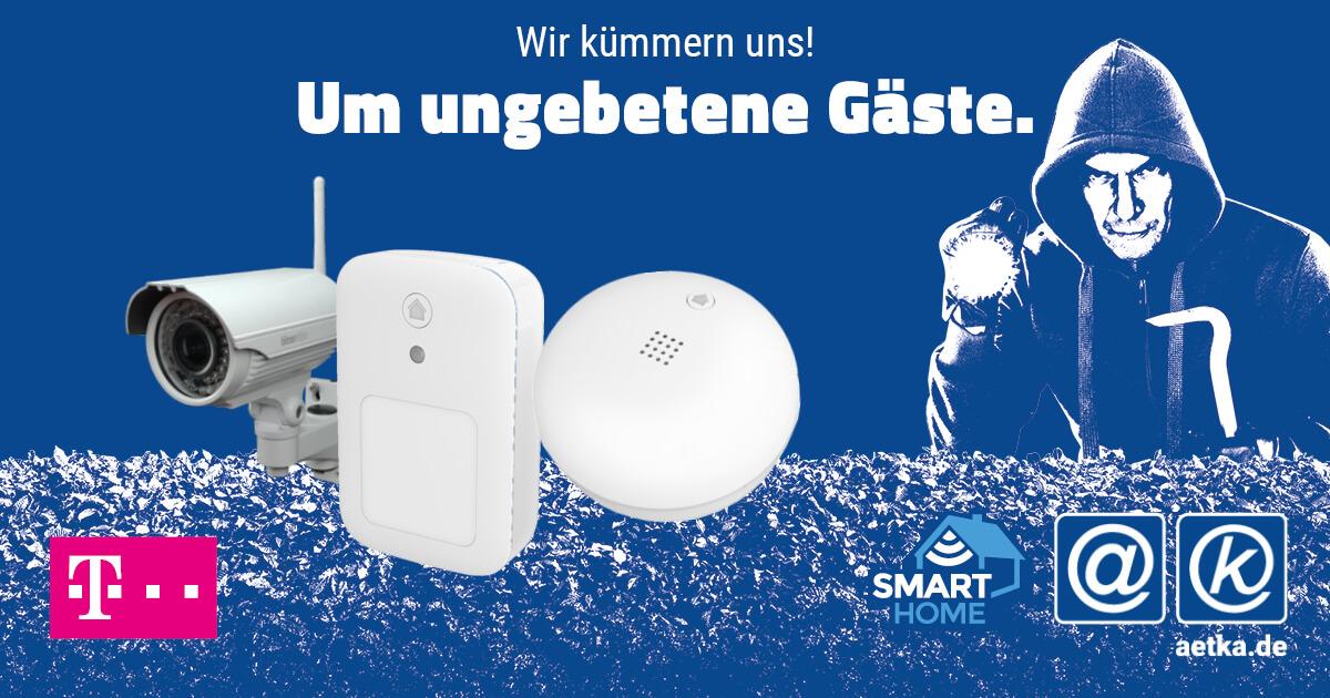 Magenta Smarthome Im Fokus Sicherheit Im Smarten Zuhause