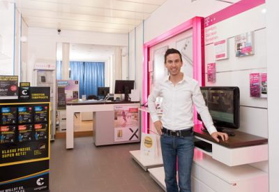 Super Vectoring und Magenta Smart Home bei Michael Schumacher MS Telekommunikation