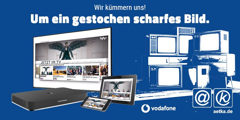 Vodafone-TV aetka Blog
