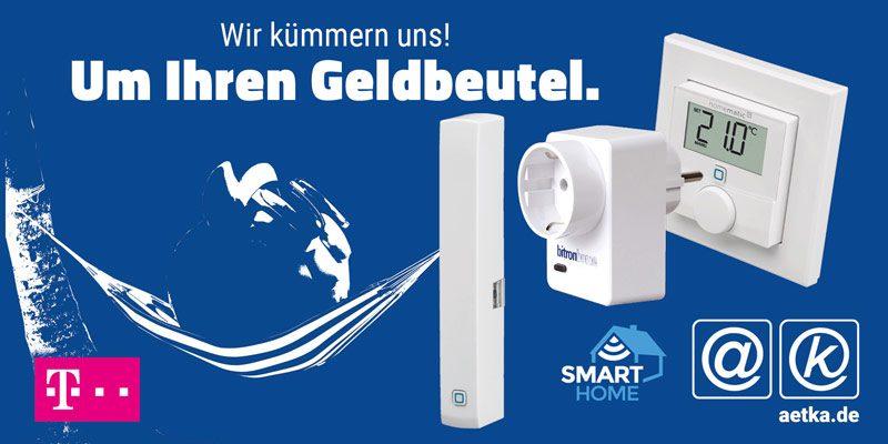 Magenta SmartHome Energiesparen aetka Blog