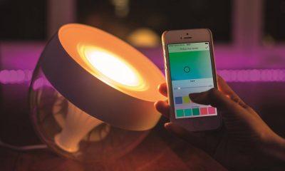 Lichtsteuerung mit dem Smartphone