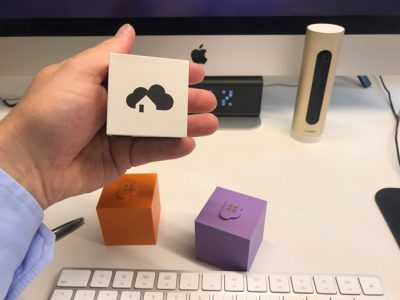 homee Smart Home Cubes