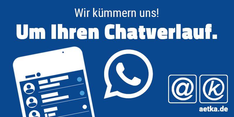Whatsapp Chatverlauf