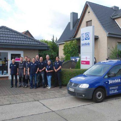 Das Team von Jürschick Kommunikation