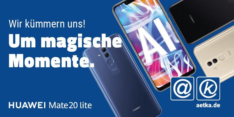 Huawei Mate 20 Lite aetka Blog