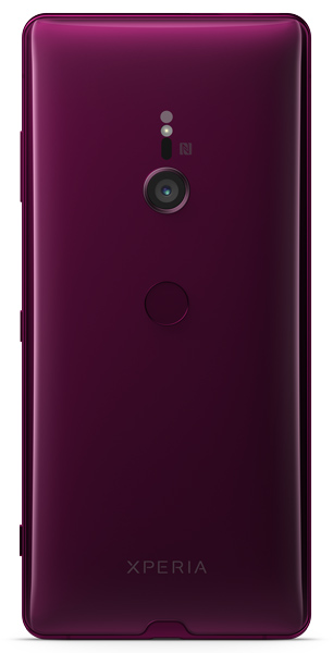 Sony Xperia XZ3 Rückansicht