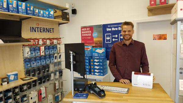 AVM im Mobile Shop Weyhe