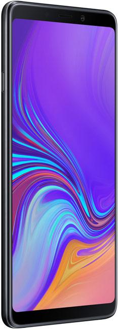 Samsung Galaxy A9 (2018) Frontansicht