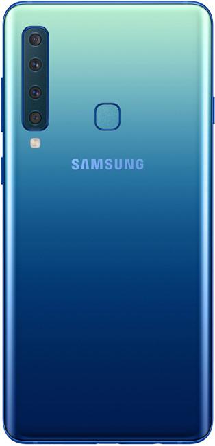 Samsung Galaxy A9 (2018) Kameras