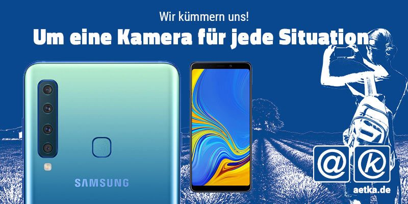 Samsung Galaxy A9 (2018) aetka Blog
