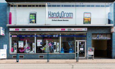 Handydrom Hockenheim Shop DeutschlandLAN Cloud PBX