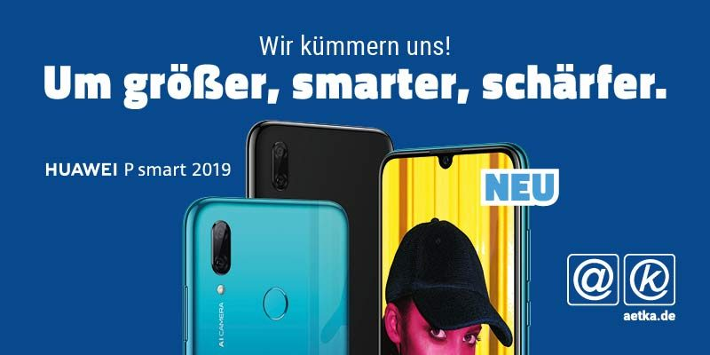 Huawei P smart 2019 aetka Blog