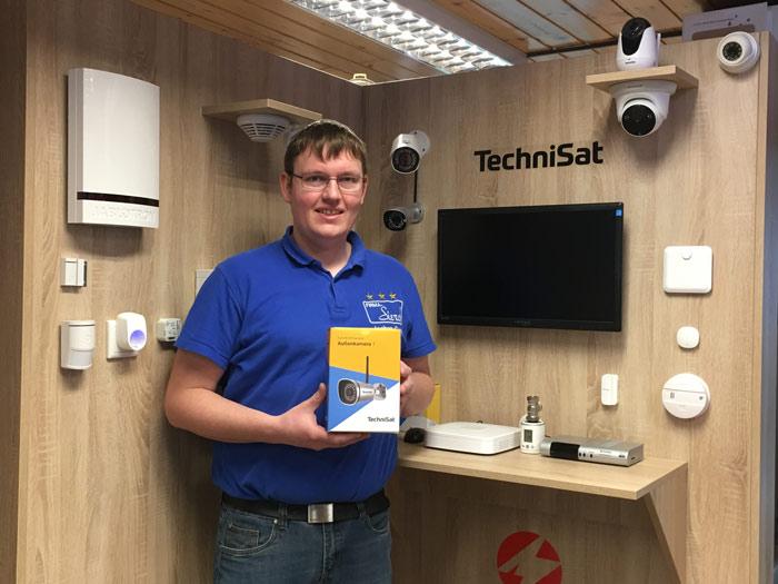 Technisat Smart Home Aussenkamera