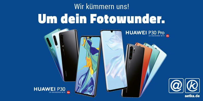 Huawei P30 - P30 Pro Blogbeitrag