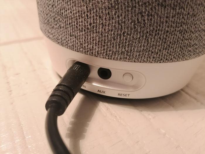 Anschlüsse Gigaset Smart Speaker