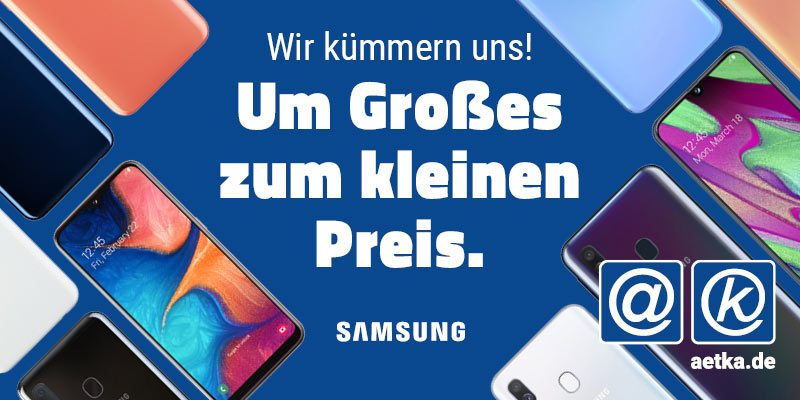 Samsung Galaxy A20 A40 aetka Blog