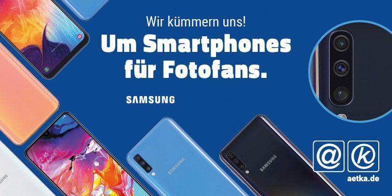 Samsung Galaxy A50 A70 aetka Blog