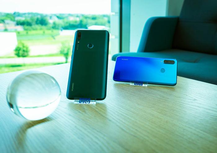 Huawei P smart Z und P30 Lite