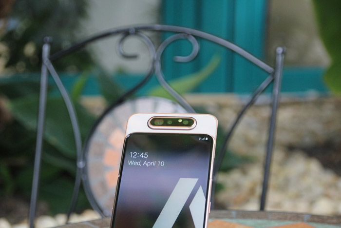 Galaxy A80 Frontkamera