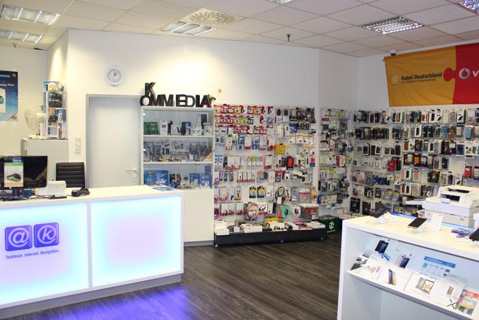 Telekommunikationsshop Kommedia
