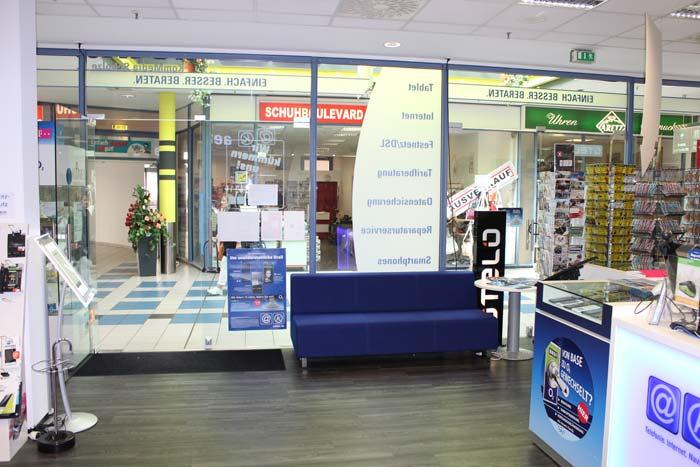 Shop Kommedia in Leipzig von innen
