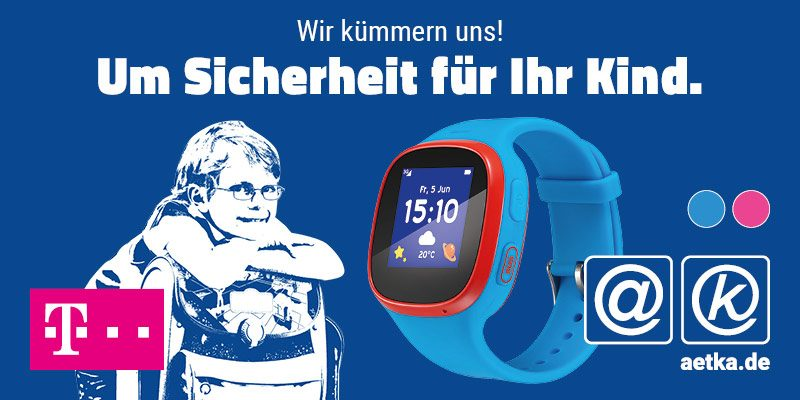 Telekom Kids Watch aetka Blog