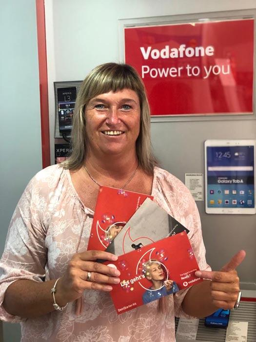 Vodafone Angebote im Shop Waldheim
