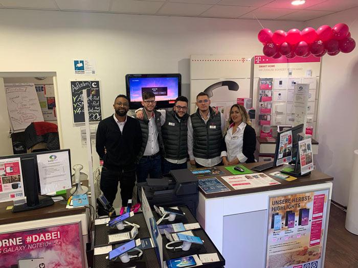 Telekom Shop Team Waldkraiburg