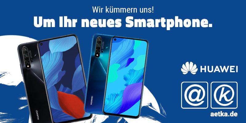 Huawei Nova 5T Produkttest aetka Blog