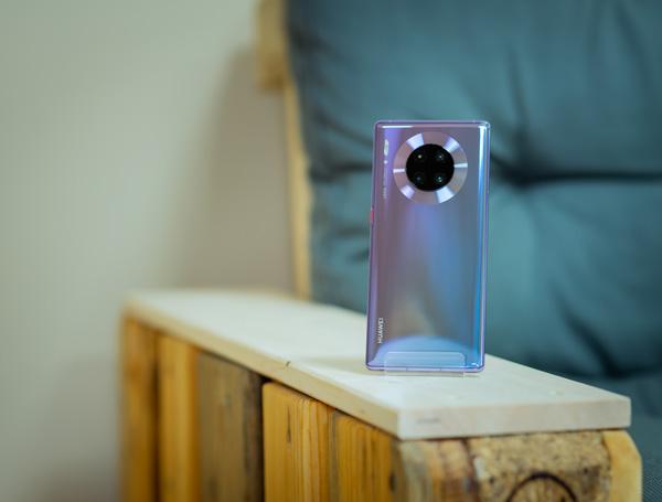 Kamera des Huawei Mate 30 Pro