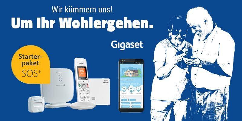 Gigaset Smart SOS+ Phone