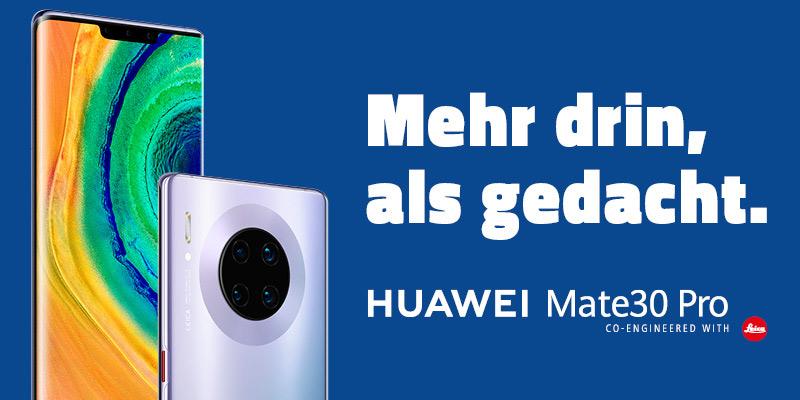 Huawei Mate 30 Pro im aetka Blog