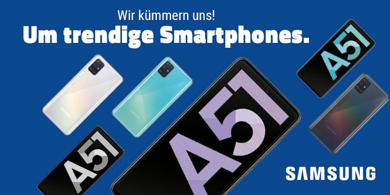 Samsung Galaxy A51 im aetka Blog