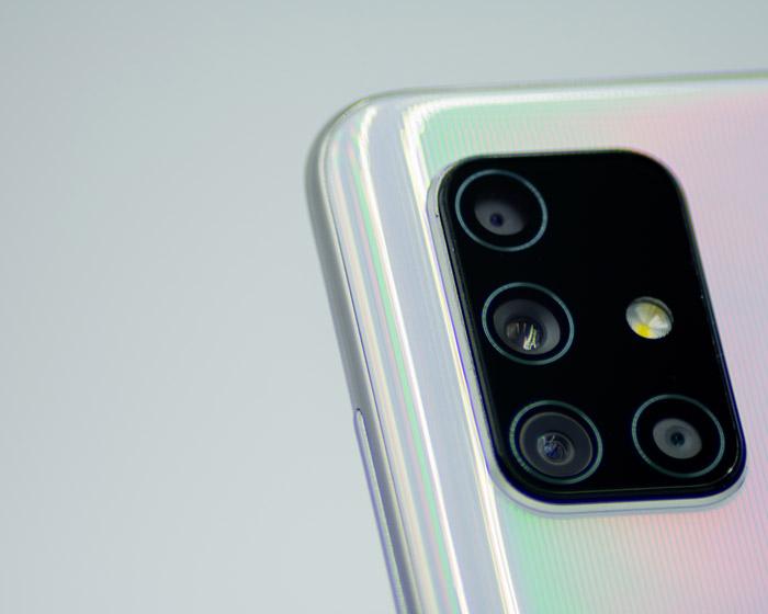 Kameramodul des Galaxy A71