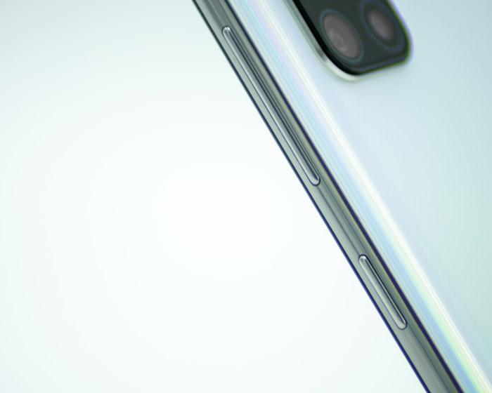 Verarbeitung Galaxy A71