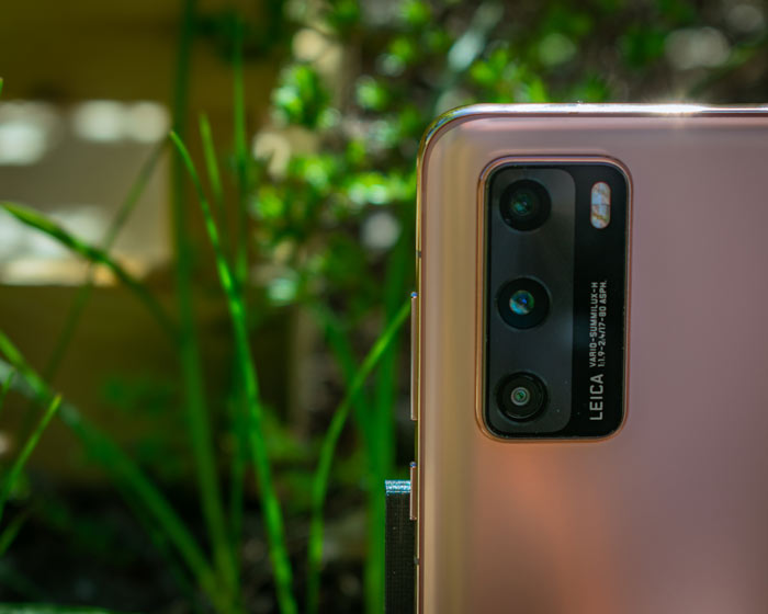 Triple Kamera Huawei P40