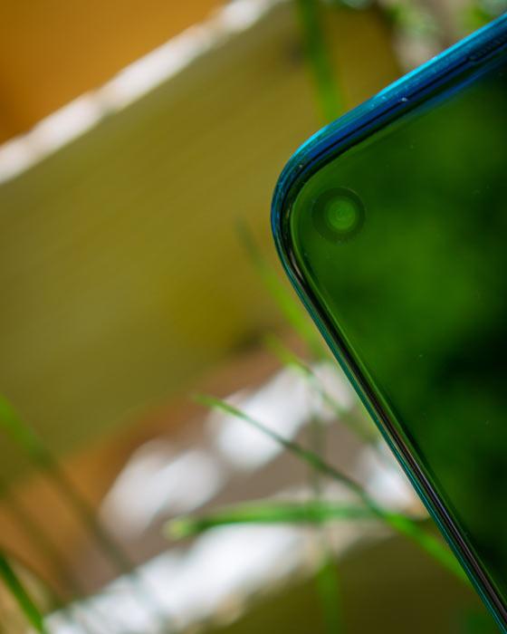 Huawei P40 lite Selife-Kamera