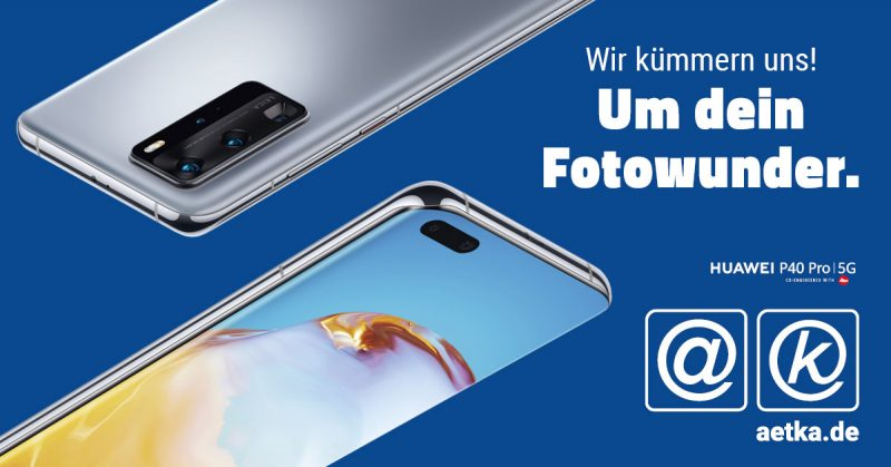 Huawei P40 Pro im aetka Blog