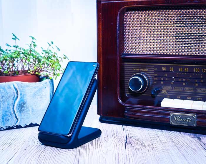 Induktives Laden mit dem Samsung EP-N5200